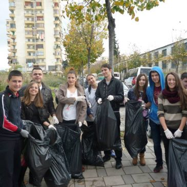 Let's clean our Albania in one day 2013-2014